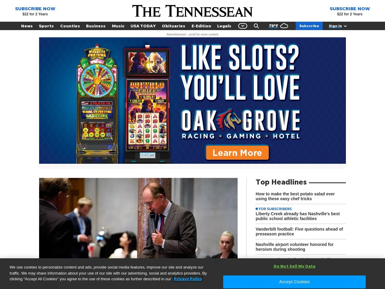 Tennessee State Fair hits town for 10-day run