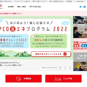 http://www.tepco.co.jp/index-j.html