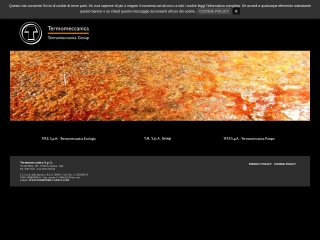 screenshot termomeccanica.com