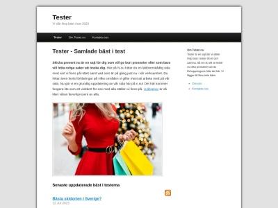 www.tester.nu