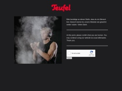 Teufel.de screenshot