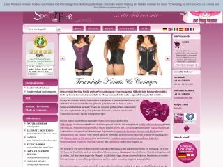 Screenshot der Website tg-superstore.ch