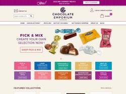 The-chocolate-emporium coupon codes March 2019