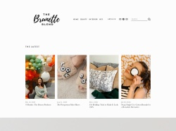 Thebrunetteblend coupon codes March 2018
