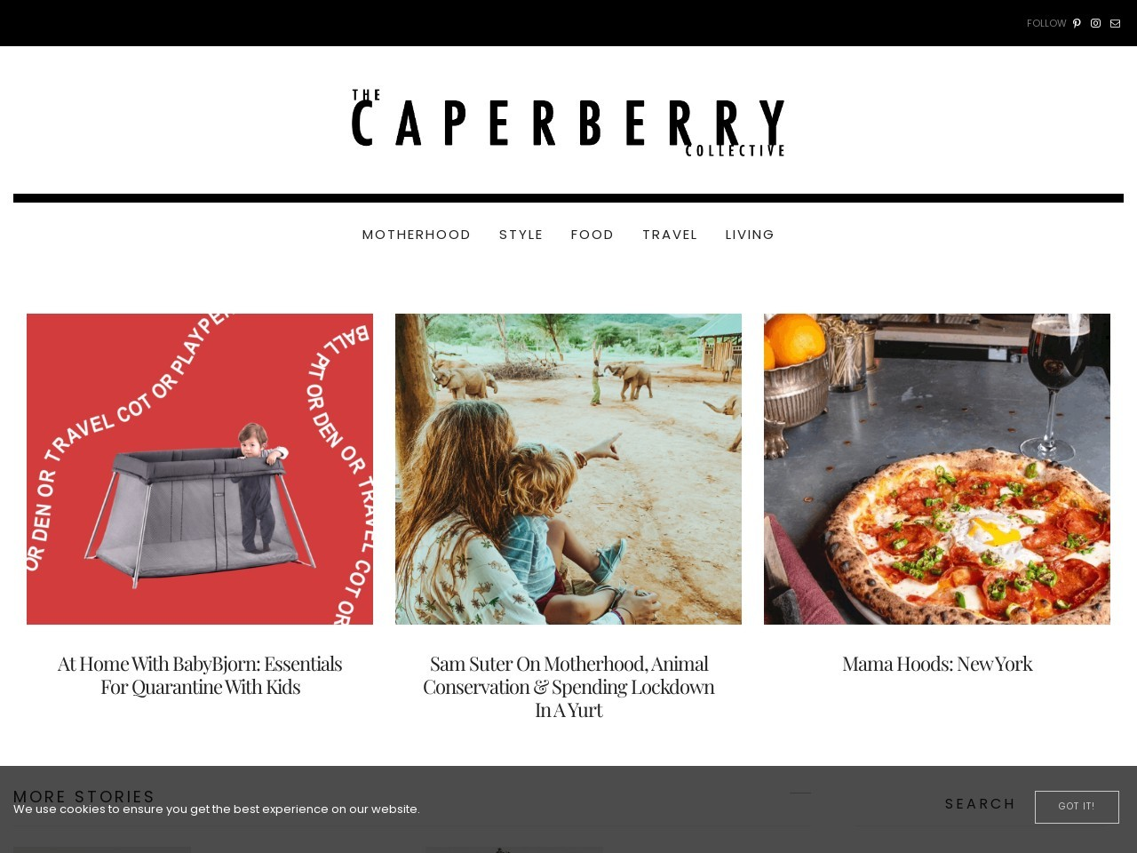 http://www.thecaperberrycollective.com