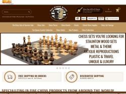 The Chess Store, Inc. screenshot