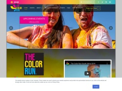 Thecolorrun.co coupon codes May 2018