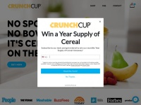 The Crunch Cup Fast Coupon & Promo Codes