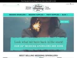Thedreamweddingstore coupon codes December 2017