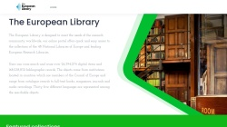 www.theeuropeanlibrary.org Vorschau, The European Library