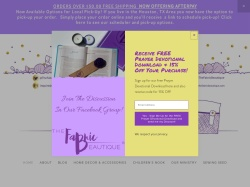 Thefabricbeautique coupon codes March 2018