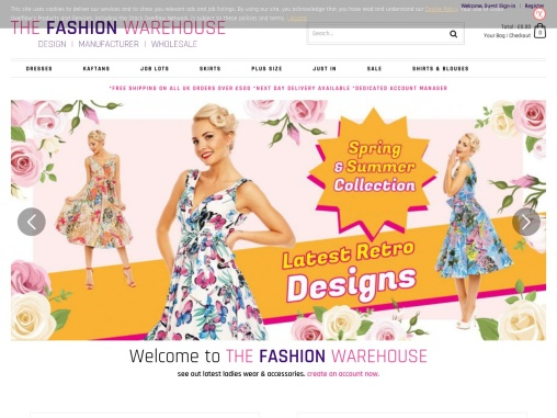 Clothing Wholesalers in London