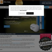 The Golfers Club Student Discount