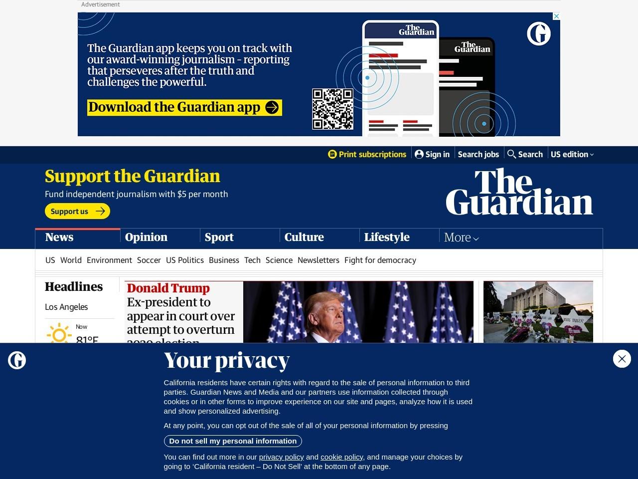 Politics live blog - The Guardian