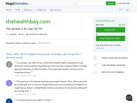 Thehealthbay Fast Coupon & Promo Codes