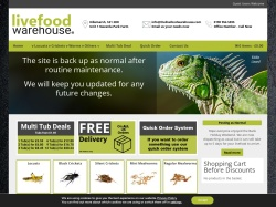 Thelivefoodwarehouse.co.uk Promo Codes 2018