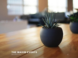 Themaximevents coupon codes August 2019