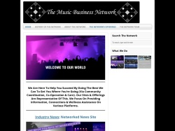 Themusicbusinessnetwork coupon codes November 2018