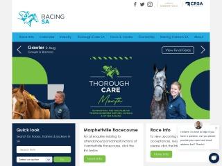 Screenshot for theracessa.com.au