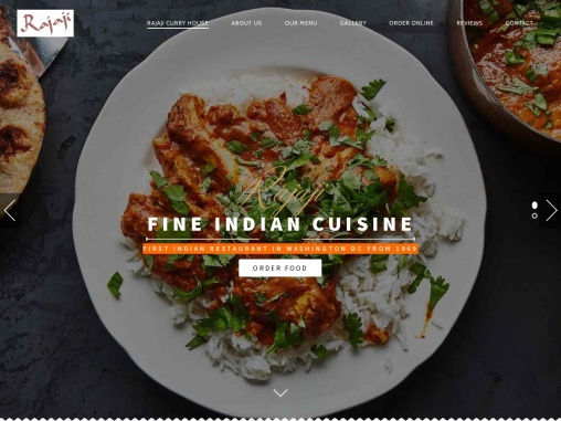 best indian restaurant in nw downtown