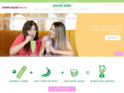 The Smoothie Bombs Promo Codes 2019