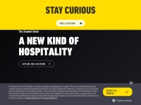 The Student Hotel Coupon Codes & Discounts