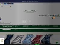 The Tie Store Fast Coupon & Promo Codes
