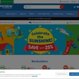 Save up to 70% off at The Entertainer