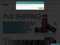 The Vapor Room coupon codes February 2019