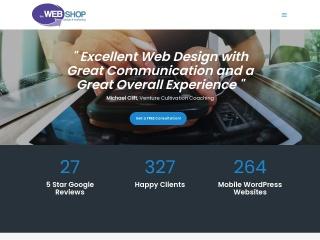 Screenshot for thewebshop.net.au