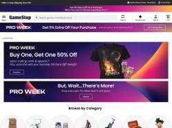 ThinkGeek screenshot