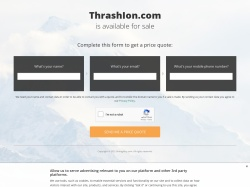 Thrashion coupon codes March 2018