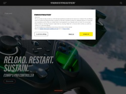 Thrustmaster coupon codes August 2018