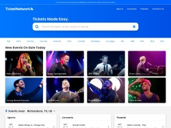ticketnetwork.com screenshot
