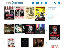 Tickets-scotland coupon codes March 2018