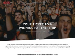 Ticket Solutions