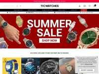 TIC Watches Coupon Codes & Discounts