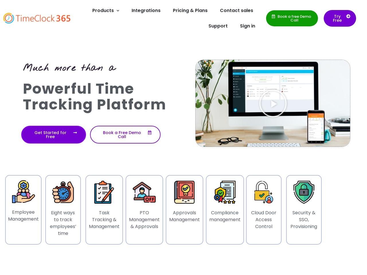 TimeClock365
