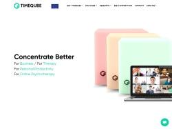 Timeqube