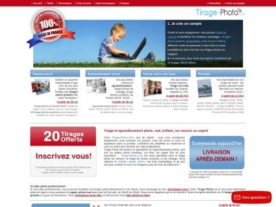 Tirage-photo.com : Tirage photo en ligne