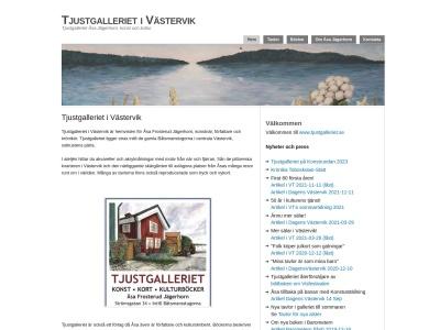 www.tjustgalleriet.se