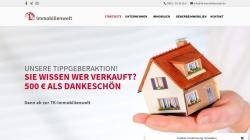 www.tk-immobilienwelt.de Vorschau, TK-Immobilienwelt GmbH