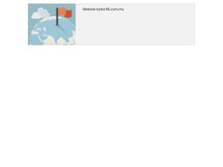 Captura de pantalla para todocfdi.com.mx