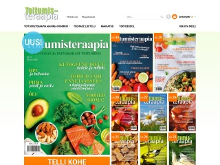 Screenshot for toitumisteraapia.ee