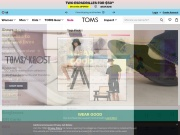 TOMS (Canada) coupon code