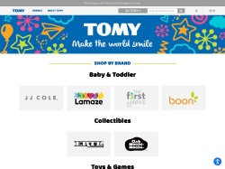 TOMY coupon codes April 2018