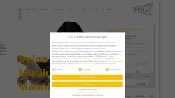 www.tonarte.de Vorschau, Tonarte, Thomas Rolke & Sylvia Rolke GbR
