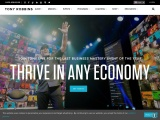 Tony Robbins Companies screenshot