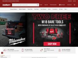 ToolBarn.com screenshot