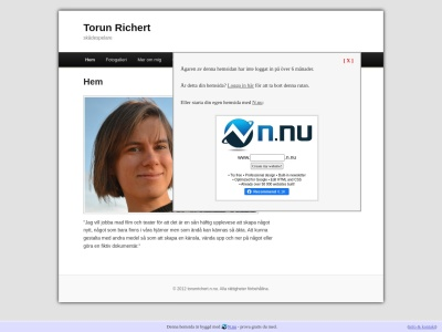 www.torunrichert.n.nu